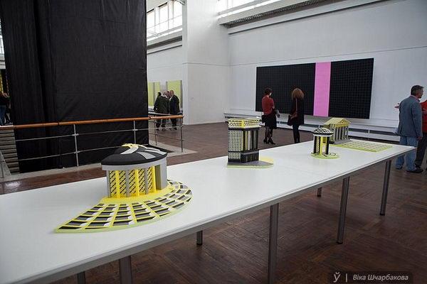 "Solo exposition ""Metabolism of Art Space"" by Sergey Kiriuschenko"